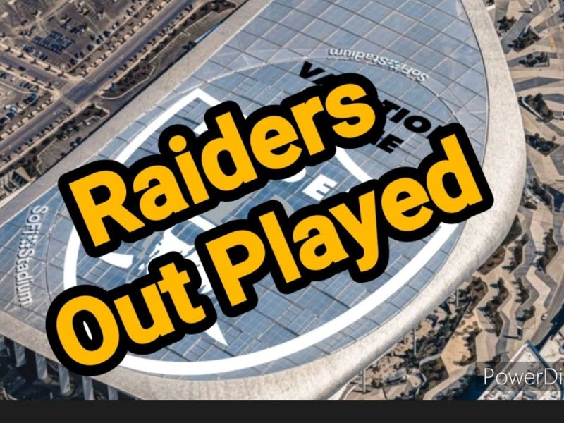 Las Vegas Raiders: Raiders Get Out Coached And Out Played By Chargers By Joseph Armendariz