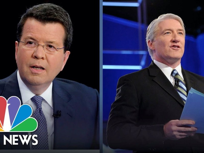 News Anchors John King, Neil Cavuto Speak Out In Support Of Covid Vaccine