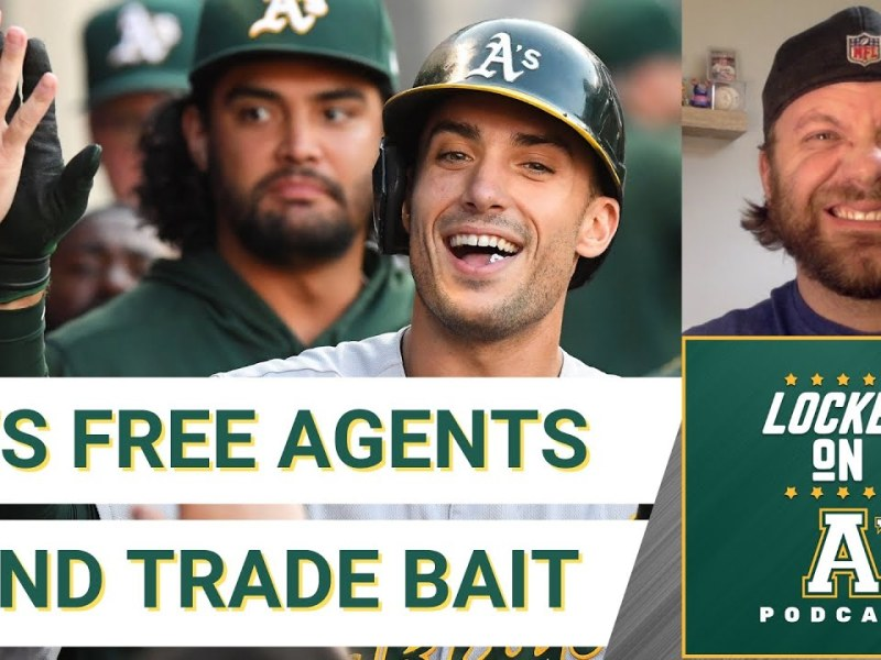 Oakland A's Offseason Preview: Who's a Free Agent and Whose Contracts Are Running Out?