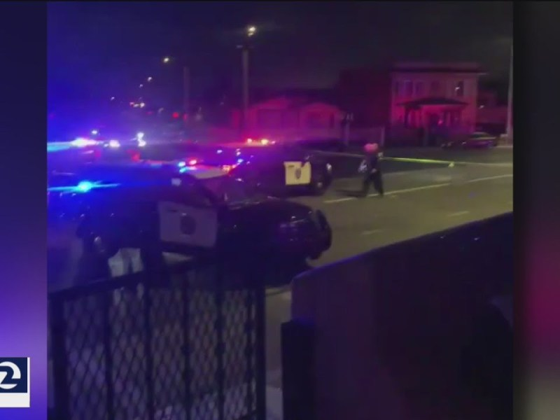 Oakland road-rage shooting leaves 15-year-old girl dead