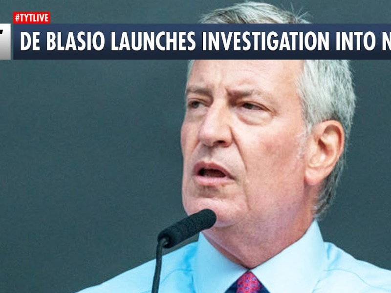 Oath Keepers In NYPD? Mayor De Blasio Launches Investigation