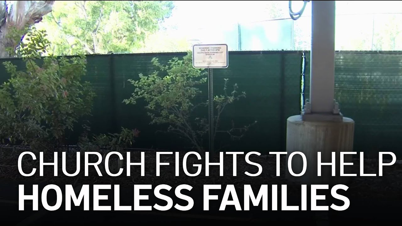 Palo Alto Church Fights to Provide Safe Parking Spaces for Homeless Families