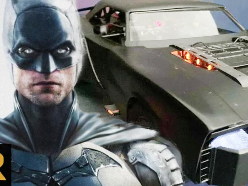 Robert Pattinson's Batmobile Will Be Way Different Than Before