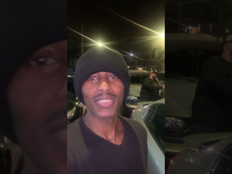 """Oakland Sideshow Captured On YouTube Shorts Video And Called """"Sideshow 2"""""""