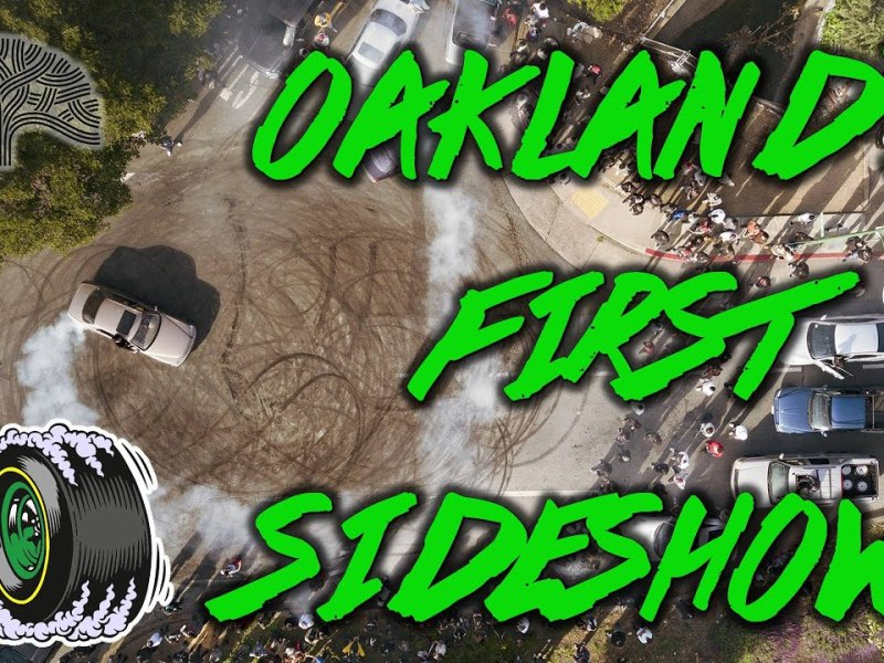 Sideshow History: The First Oakland Sideshows
