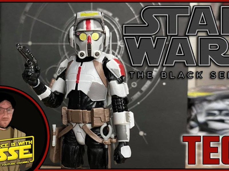 TECH – STAR WARS THE BLACK SERIES REVIEW