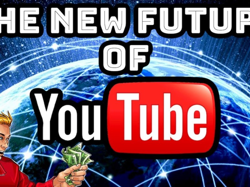 The New Future Of YouTube | YouTube Video NFTs – Non-Fungible Tokens | RetroPie Guy
