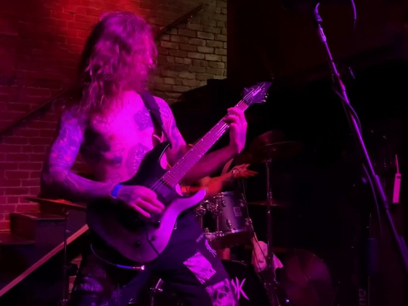 VARNOK Ticking The Dragon's Tail Live at the Golden Bull Oakland CA 10/8/2021