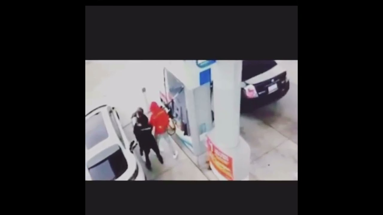 West Oakland Police Captain Gas Station Shooting !!!! - Blog