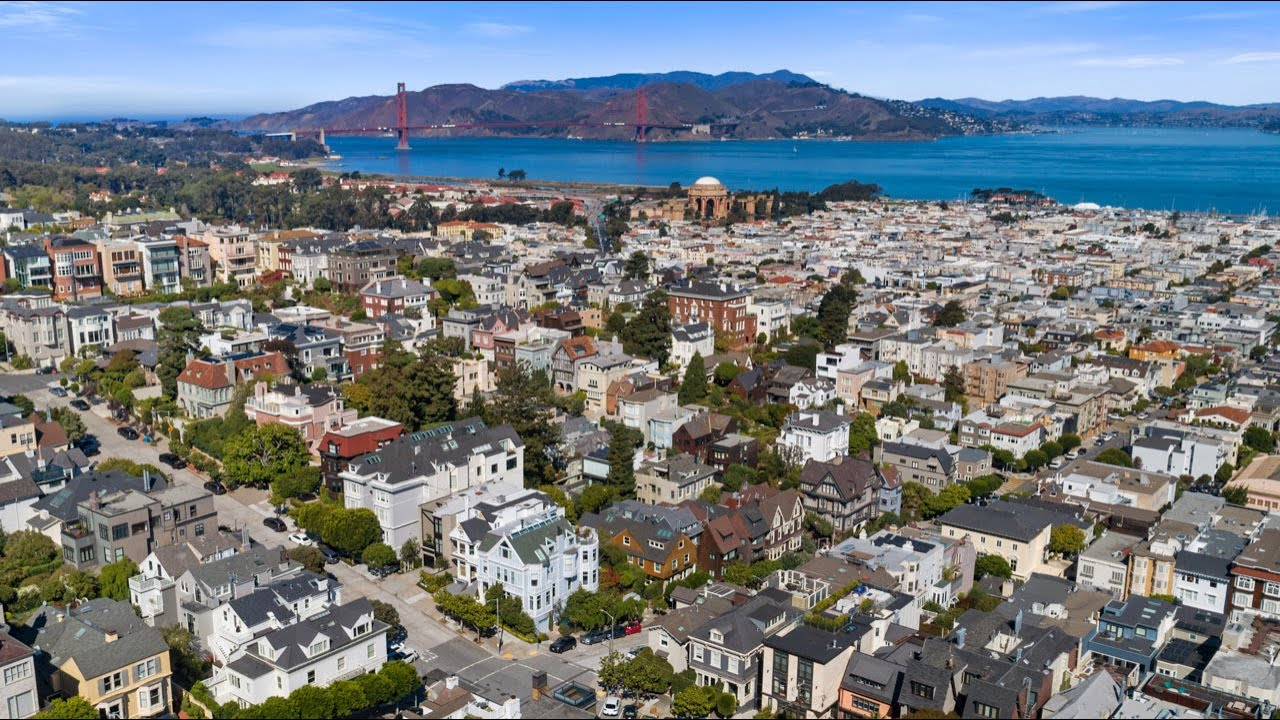 You May Have Seen This Iconic Mansion: See San Francisco Victorian For Sale For $17m - Blog