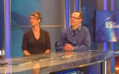 Oakland Originals filmmakers interviewed on KPIX CBS 5