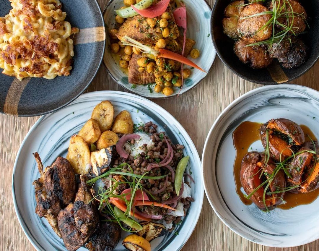 The Bussdown is a new takeout restaurant specializing in pan African soul food. Photo: Dana Plucinski