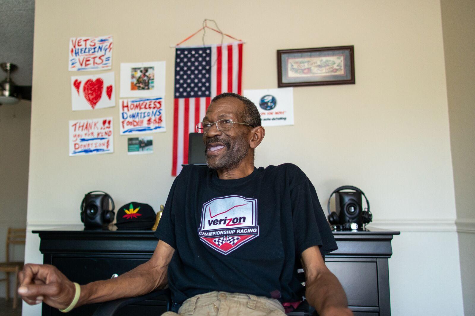 An Oakland homeless activist finds housing—in Fremont