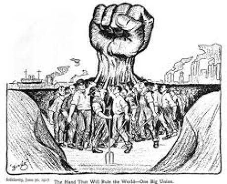 working class one fist copy
