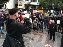 Occupy Everett - Like Kshama Sawant in Seattle, LaPointe was active in Occupy Everett