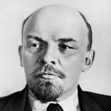 V. I. Lenin, leader of the Russian Revolution of 1917. He saw the link between the struggle against imperialism and the struggle against capitalism itself.