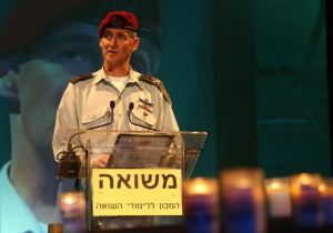 Yair Golan. He compared present-day Israeli society to Germany in the 1930s, shortly before Hitler came to power.