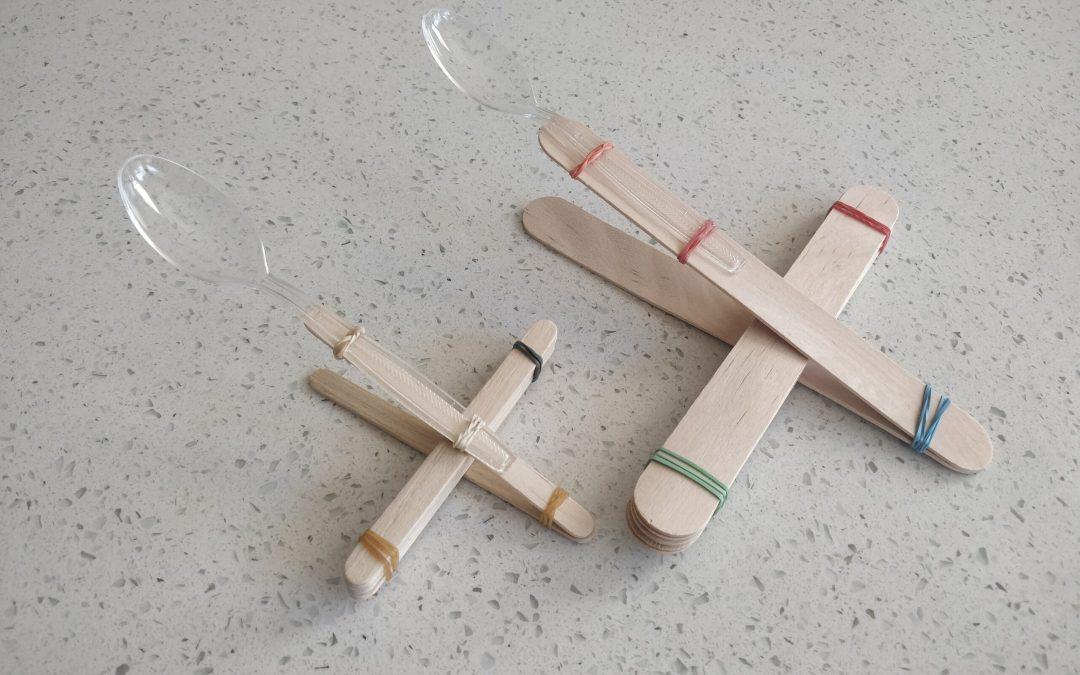 Arts & Crafts: Catapult!