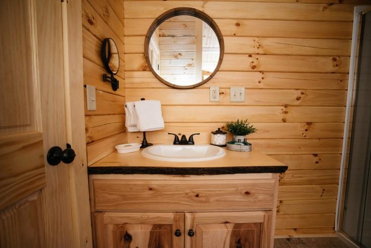 Cabin #1 Vanity