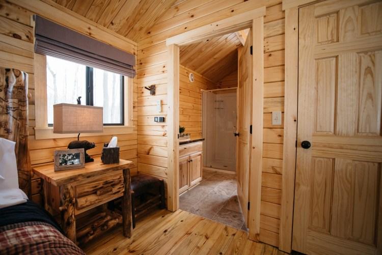 Cabin #2 Bathroom
