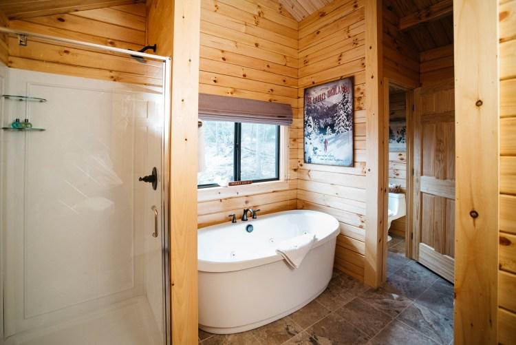 Cabin #13 Shower