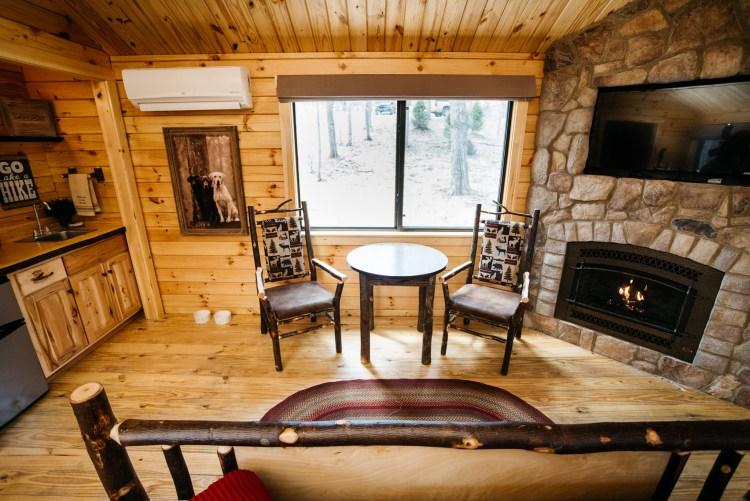 Cabin #5 Dinette