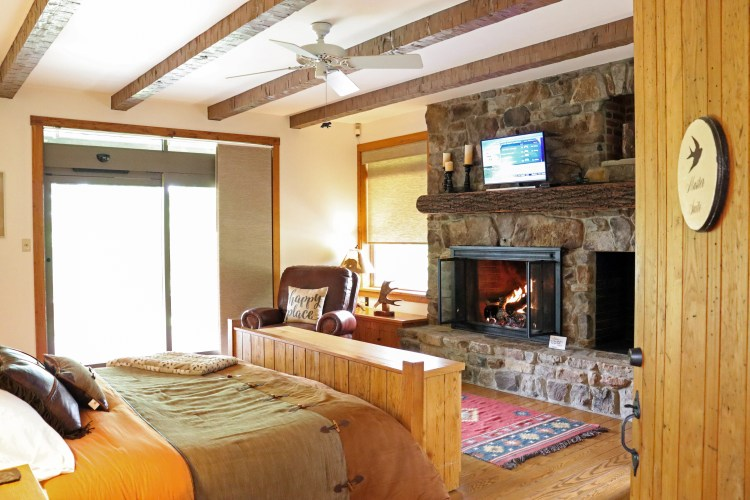 Master Suite Living Space