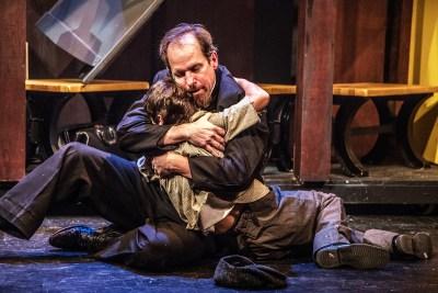 OPFT Dickens Carol-Kevin Theis, Evan Coles