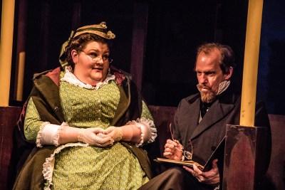 OPFT Dickens Carol-Margaret Garofalo, Kevin Theis