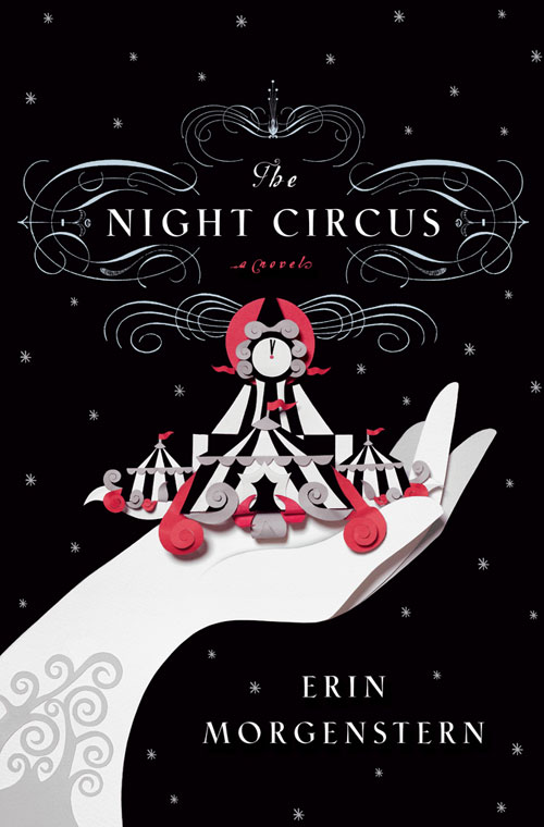 Book+cover+of+%E2%80%9CThe+Night+Circus%E2%80%9D+by+Erin+Morgenstern.+The%0Anovel+focuses+on+a+magical+circus+with+a+deeper%2C+more+sinister%0Abackgorund+%28Image+from+Barnes+and+Noble%29.