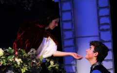 "Drama department debuts ""Romeo and Juliet"""