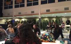 Well-versed: Students grapple with Awareness Week themes through Slam Poetry