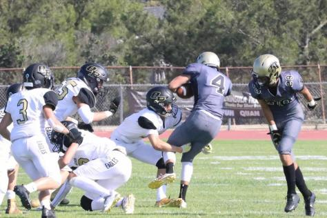 Football program works to avoid injuries