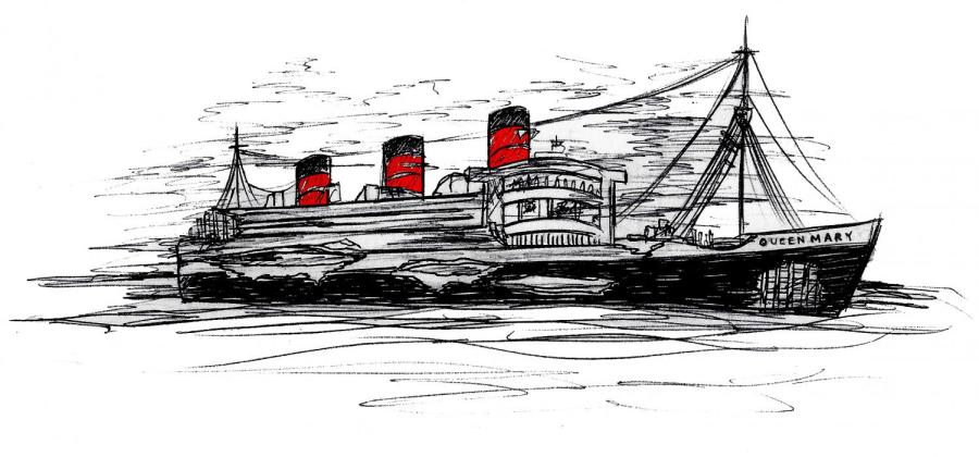 Exploring the legend of the Queen Mary