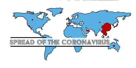 The Coronavirus epidemic was first seen on December 31, 2019 and as of now still spreading.