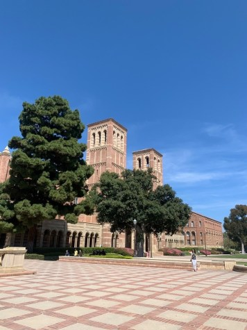 UCLA received a 10% increase in undergraduate applications this year. Previous years, the applicant numbers never exceeded that. (Photo courtesy of Keena Patel)