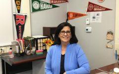 Profile: New College & Career Center adviser, Nazzie Moeinazad