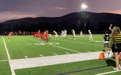 Homecoming night dampered by loss to Hueneme