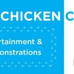 Banner for Chicken Coop at One Chicken Fest