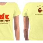 One Chicken Fest t-shirt designs