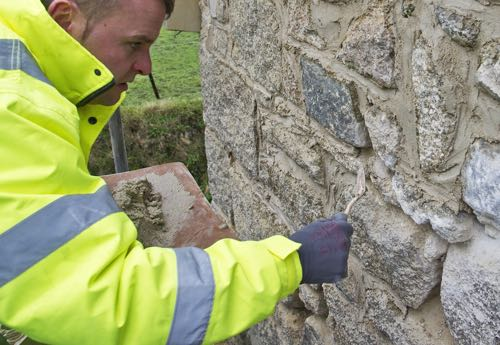History of lime pointing 2