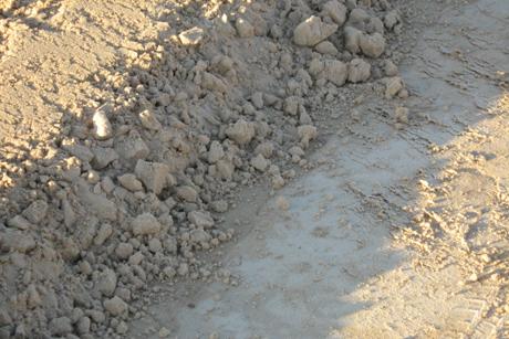 Oak-Ridge-Training-Center-dirt track surface