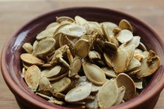 Toasted Squash Seeds