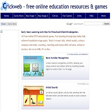 crickweb-numeracy-games-early-years