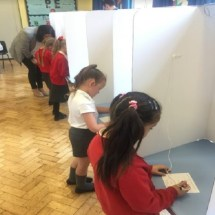 School Council Election Day 9
