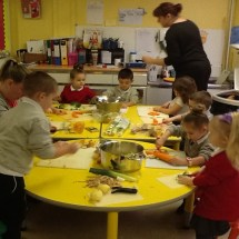 Our Busy Winter Term 3