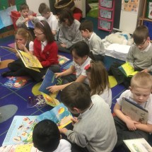 Reading with Year 5 - 1