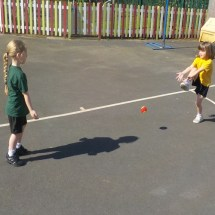 Learning Different Ways to Pass the Ball 2