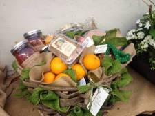 Holiday Food Gift Basket