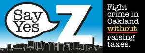 Oakland's Getting Ready For Its First Measure Z Meeting. Here's What Should Happen
